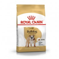 Hrana uscata pentru caini, Royal Canin, Bulldog Adult, 12 Kg