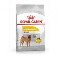 Hrana uscata pentru caini, Royal Canin, Medium Dermaconfort, 3 Kg