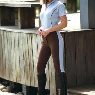 Pantaloni echitatie dama, Ekkia, Pro Fun Line CHOC.38 979322038