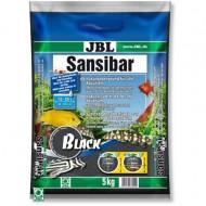 Substrat pentru acvariu, JBL, Sansibar Black 5 kg