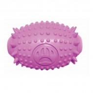 Jucarie pentru caini, Pet Expert, Pink Spike Ball, OPT63909