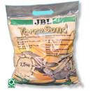 Asternut pentru reptile, JBL, TerraSand natur-yellow 7,5 kg