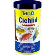 Hrana pentru pesti acvariu, Tetra, Cichlid Granule, 500ml