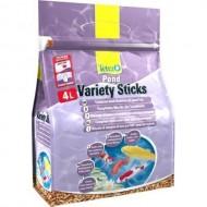 Hrana pentru pesti de iaz, Tetra, Variety Sticks 4 L