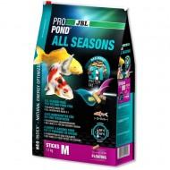 Hrana pentru pesti iaz, JBL ProPond All Seasons M, 2,2 kg