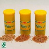 Hrana pentru pesti, JBL NovoBaby, 3x10 ml