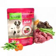 Hrana umeda pentru caini, Natures Menu, Carne de Vita, 300g