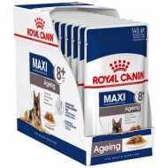 Hrana umeda pentru caini, Royal Canin, Maxi Ageing, Box 10 x 140 g