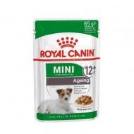 Hrana umeda pentru caini, Royal Canin, Mini Ageing, 85G