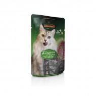 Hrana umeda pentru pisici, Leonardo, Cangur Iarba Pisicii, 85 G