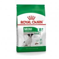 Hrana uscata pentru caini, Royal Canin, Mini Adult +8, 8 Kg