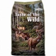 Hrana uscata pentru caini, Taste of the Wild, Pine Forest, 12,7 Kg