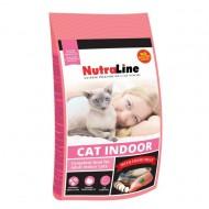 Hrana uscata pentru pisici, Nutraline, Indoor, 1.5 KG