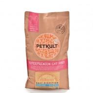 Hrana uscata pentru pisici, Petkult, Prebiotics Hair&Skin 37/15, 7KG