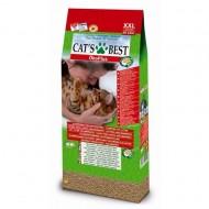 Nisip pentru pisici, Cat's Best Oko Plus 40L
