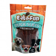 Eat&Fun, Duck Slices, 100 G