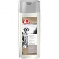 Sampon pentru caine, 8in1, White Pearl, 250 ml