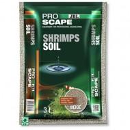 Substrat pentru acvariu, JBL ProScape ShrimpsSoil Beige, 3 l