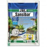 Substrat pentru acvariu, JBL Sansibar Snow 5kg