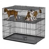Cusca interna Midwest Puppy Playpen 61x91x76 CM 224-05