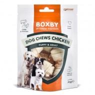 Recompense pentru caini, Proline Boxby Chews Pui, 6 buc