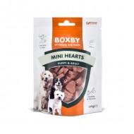 Recompense pentru caini, Proline Boxby Mini Hearts, 100 G