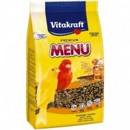 Hrana pentru pasari, Vitakraft Meniu Canari, 1 Kg