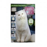 Asternut igienic pentru pisici, Ultra Premium Crystal Cat Bentonita, 6 L