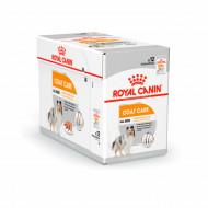 Hrana umeda pentru caini, Royal Canin, Coat Care, 12x85G