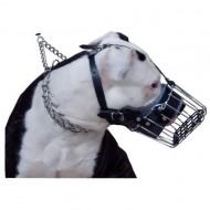 Botnita metal pentru caini, Dingo 4159, Pitbull, Femela