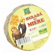 Hrana pentru pasari, Kiri Kiri, Rulada Papagali
