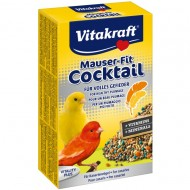Hrana pentru pasari, Vitakraft, Coktail Canar, Pentru Pene, 200G