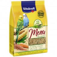 Hrana pentru pasari, Vitakraft, Meniu Perusi, 500 g