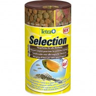 Hrana pentru pesti acvariu, Tetra, Selection, 100 ml