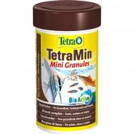 Hrana pentru pesti acvariu, Tetra, Tetramin Mini Granule, 100 ml