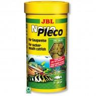 Hrana pentru pesti, JBL NovoPleco 250 ml
