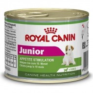 Hrana umeda caini, Royal Canin Mini Junior, 195g