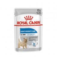 Hrana umeda pentru caini, Royal Canin, Light Weightcare Pouch, 85g