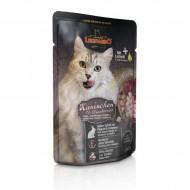 Hrana umeda pentru pisici, Leonardo, Iepure si Merisoare, 85 G