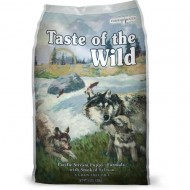 Hrana uscata pentru caini, Taste of the Wild, Pacific Stream Puppy, 13 Kg