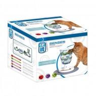 Jucarie pentru pisici, Catit Food Maze