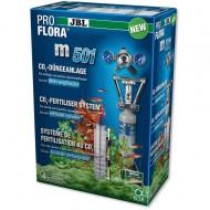 Sistem CO2 pentru acvariu, JBL ProFlora m501/set
