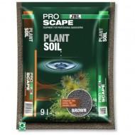Substrat pentru acvariu, JBL ProScape PlantSoil Brown 9l