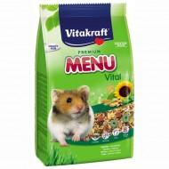 Hrana pentru rozatoare, Vitakraft, Meniu Hamster, 400 g