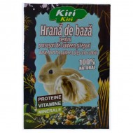 Hrana pentru rozatoare, Kiri Kiri, Porcusor Guineea & Iepuri, 400 G