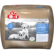 Covorase absorbante pentru caini, Tetra, 8 in 1, 14 buc