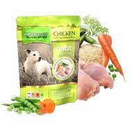 Hrana umeda pentru caini, Natures Menu, Carne de pui,  300g