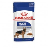 Hrana umeda pentru caini, Royal Canin, Maxi Adult, 140 G