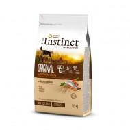 Hrana uscata pentru pisici True Instinct, Cat Sterilizat, Somon, 1.25 kg