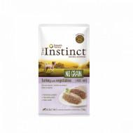 Hrana umeda pentru caini, True Instinct cu carne de curcan, 150 g